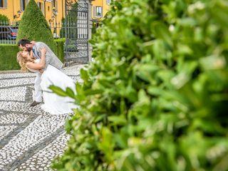 Le nozze di Anna Maria e Roger