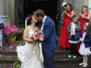 Le nozze di Kariz e David 1