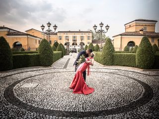 Le nozze di Astrid e Mirco
