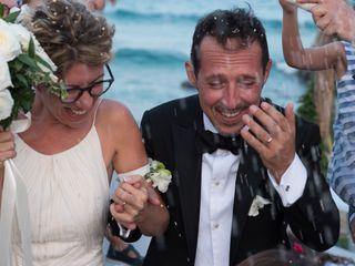 Le nozze di Emanuela e Indro