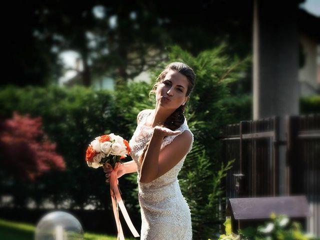 Il matrimonio di Andrea e Alessandra a Seriate, Bergamo 7