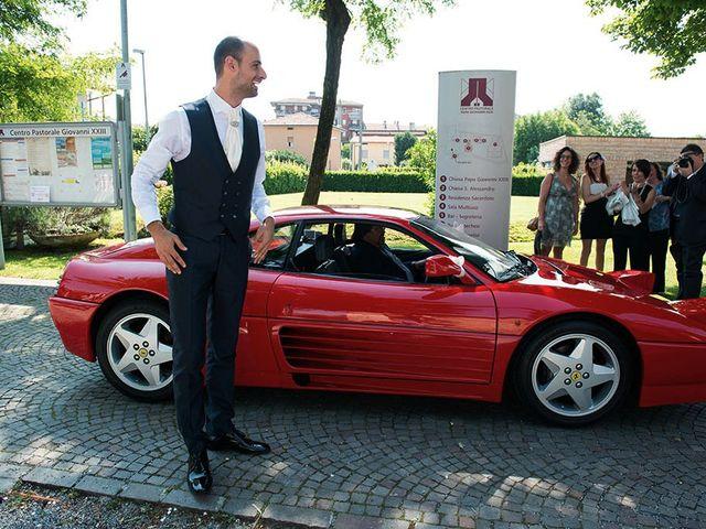 Il matrimonio di Andrea e Alessandra a Seriate, Bergamo 10