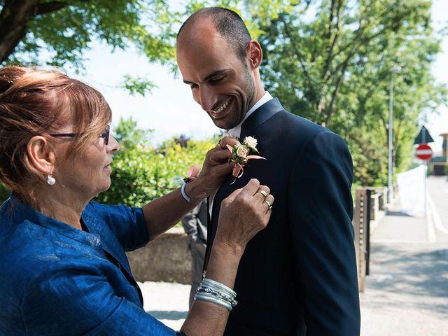 Il matrimonio di Andrea e Alessandra a Seriate, Bergamo 11