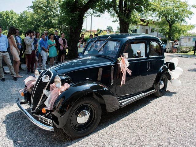 Il matrimonio di Andrea e Alessandra a Seriate, Bergamo 16