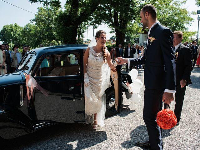 Il matrimonio di Andrea e Alessandra a Seriate, Bergamo 18