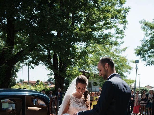 Il matrimonio di Andrea e Alessandra a Seriate, Bergamo 19