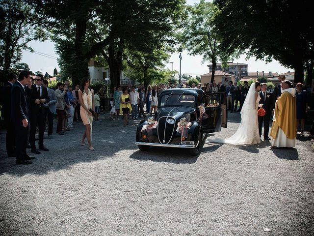 Il matrimonio di Andrea e Alessandra a Seriate, Bergamo 20