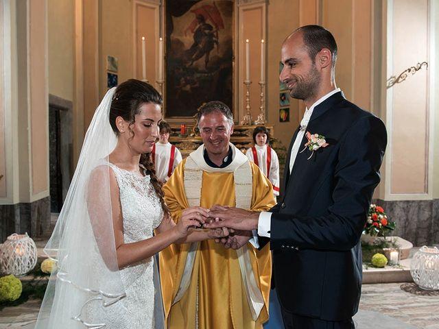 Il matrimonio di Andrea e Alessandra a Seriate, Bergamo 25