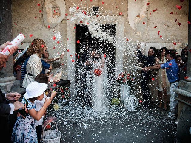 Il matrimonio di Andrea e Alessandra a Seriate, Bergamo 26