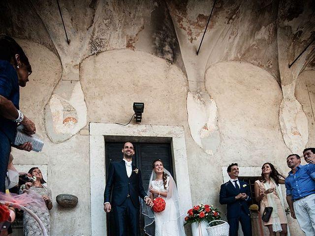 Il matrimonio di Andrea e Alessandra a Seriate, Bergamo 27