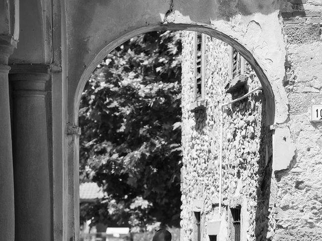 Il matrimonio di Andrea e Alessandra a Seriate, Bergamo 28
