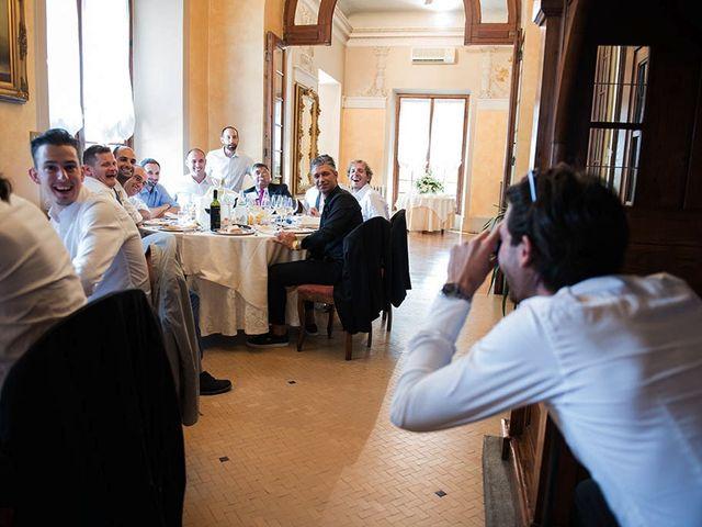 Il matrimonio di Andrea e Alessandra a Seriate, Bergamo 37