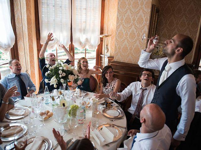 Il matrimonio di Andrea e Alessandra a Seriate, Bergamo 38