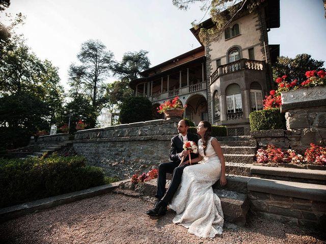 Il matrimonio di Andrea e Alessandra a Seriate, Bergamo 43