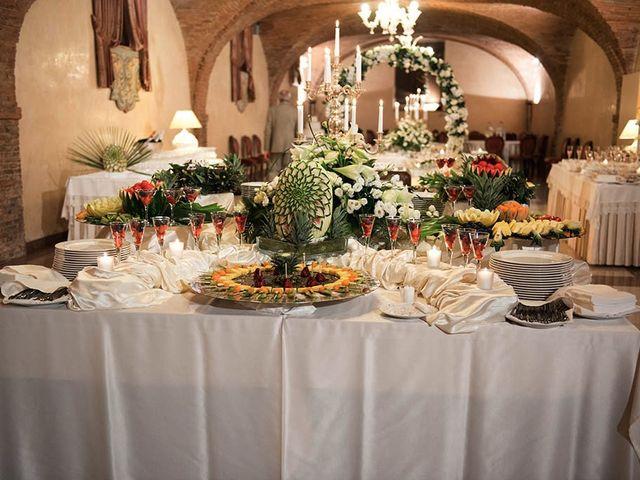 Il matrimonio di Andrea e Alessandra a Seriate, Bergamo 50