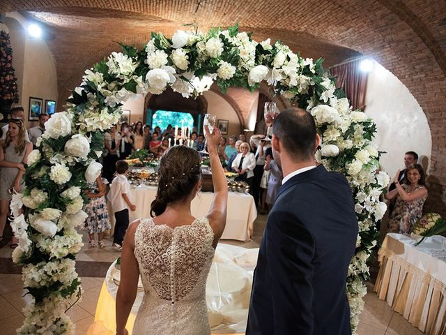 Il matrimonio di Andrea e Alessandra a Seriate, Bergamo 51