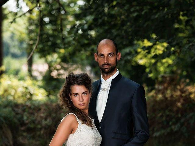 Il matrimonio di Andrea e Alessandra a Seriate, Bergamo 70