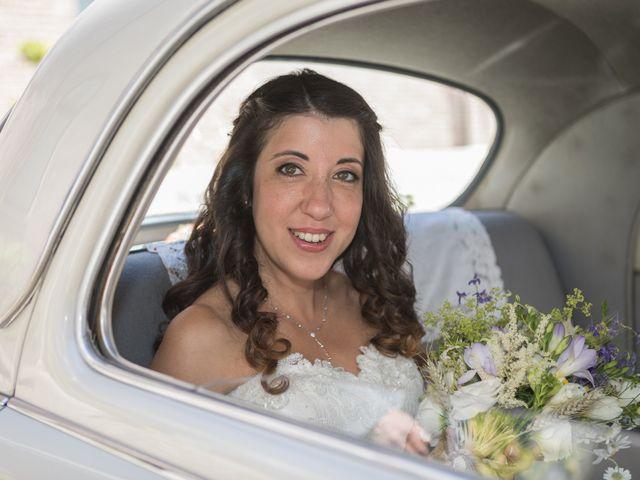Il matrimonio di Antonio e Erica a Piacenza, Piacenza 31
