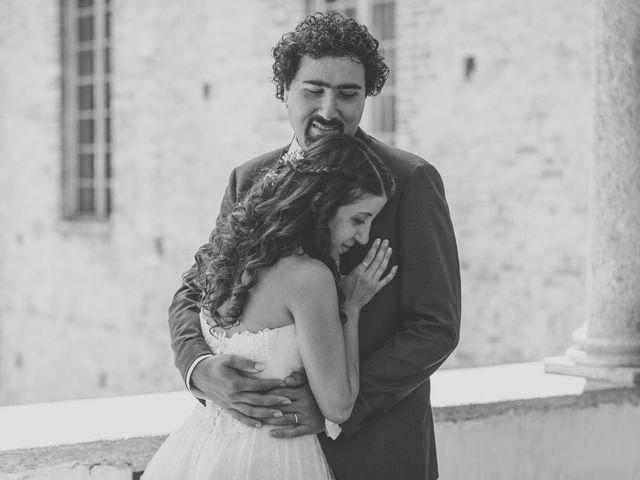Il matrimonio di Antonio e Erica a Piacenza, Piacenza 54