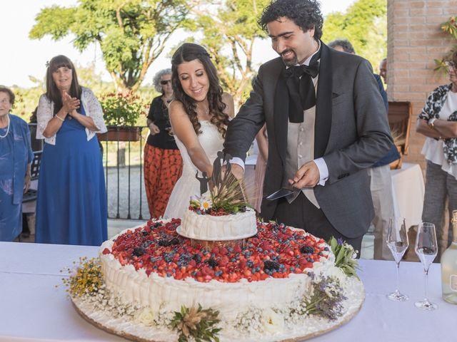 Il matrimonio di Antonio e Erica a Piacenza, Piacenza 78