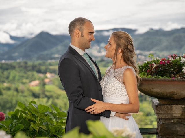 le nozze di Lilia e Matteo