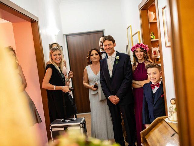 Il matrimonio di Federico e Ambra a Roma, Roma 33