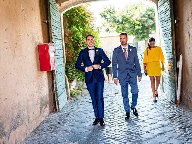 Il matrimonio di Federico e Ambra a Roma, Roma 35
