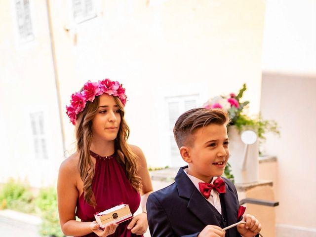 Il matrimonio di Federico e Ambra a Roma, Roma 37
