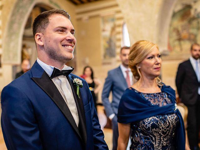 Il matrimonio di Federico e Ambra a Roma, Roma 38