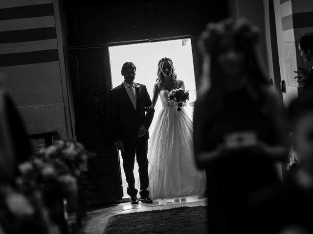 Il matrimonio di Federico e Ambra a Roma, Roma 39