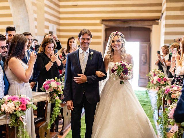 Il matrimonio di Federico e Ambra a Roma, Roma 40
