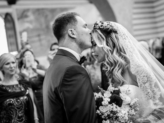 Il matrimonio di Federico e Ambra a Roma, Roma 41