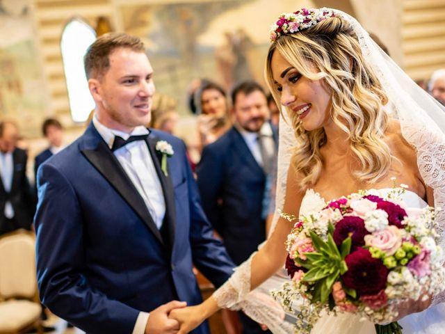 Il matrimonio di Federico e Ambra a Roma, Roma 42