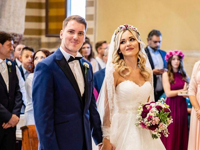 Il matrimonio di Federico e Ambra a Roma, Roma 47