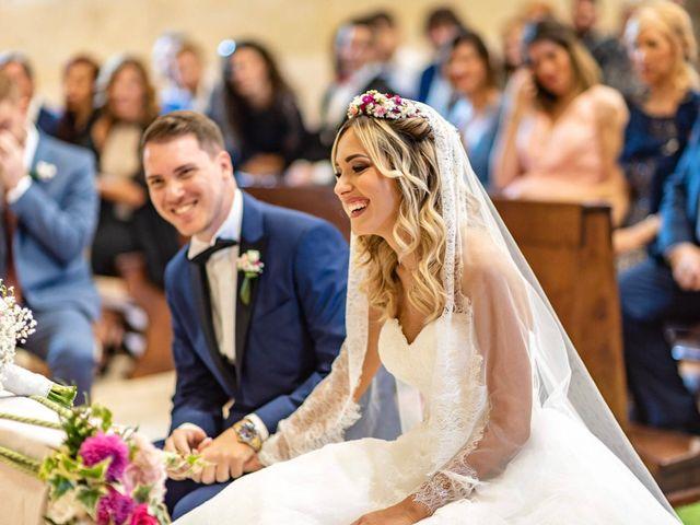 Il matrimonio di Federico e Ambra a Roma, Roma 50