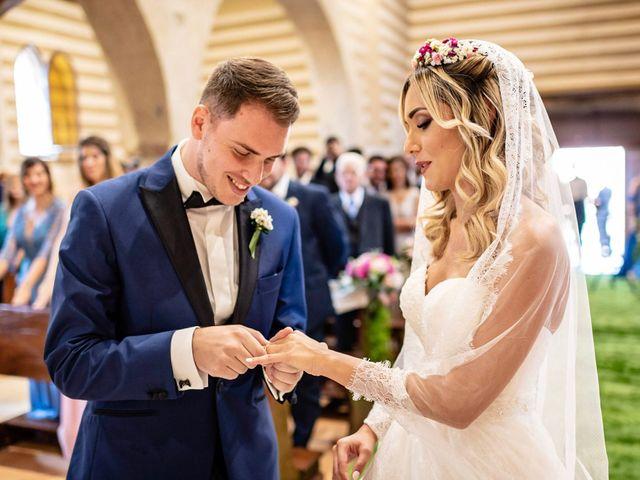 Il matrimonio di Federico e Ambra a Roma, Roma 52