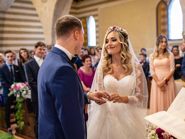 Il matrimonio di Federico e Ambra a Roma, Roma 53