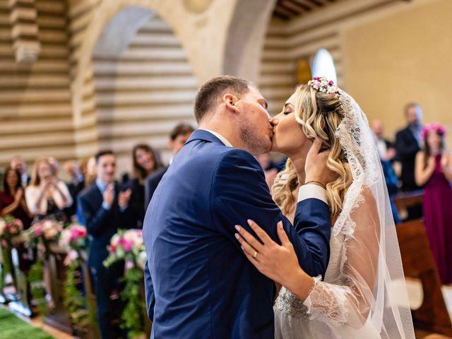 Il matrimonio di Federico e Ambra a Roma, Roma 56