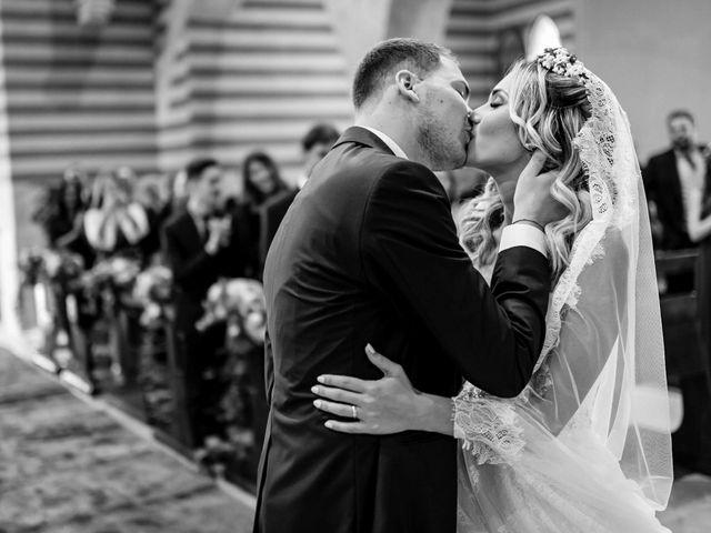 Il matrimonio di Federico e Ambra a Roma, Roma 57