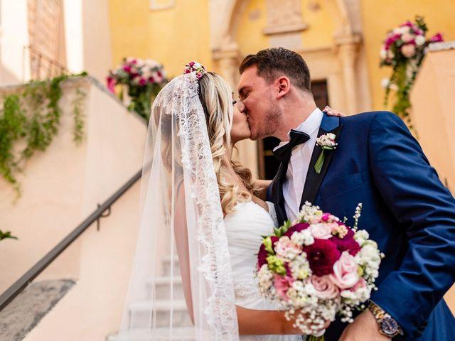 Il matrimonio di Federico e Ambra a Roma, Roma 59