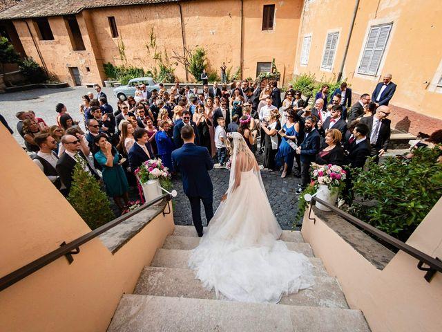 Il matrimonio di Federico e Ambra a Roma, Roma 60