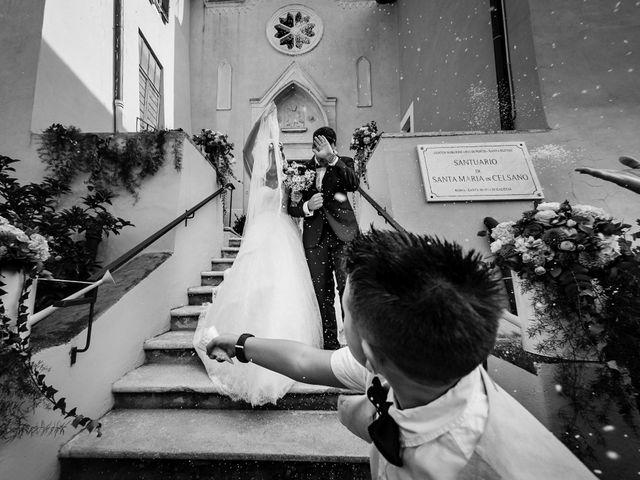Il matrimonio di Federico e Ambra a Roma, Roma 61