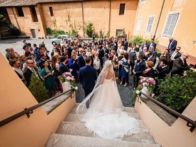 Il matrimonio di Federico e Ambra a Roma, Roma 62