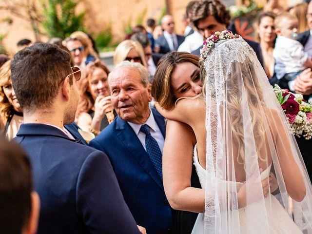 Il matrimonio di Federico e Ambra a Roma, Roma 63