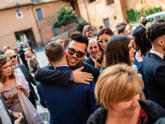 Il matrimonio di Federico e Ambra a Roma, Roma 64