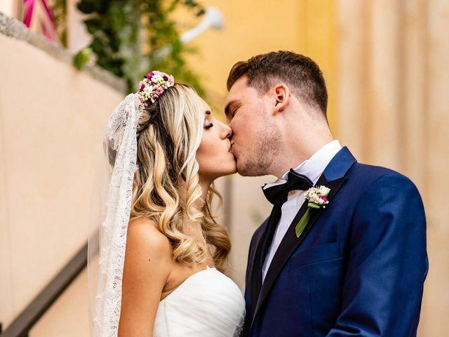 Il matrimonio di Federico e Ambra a Roma, Roma 66