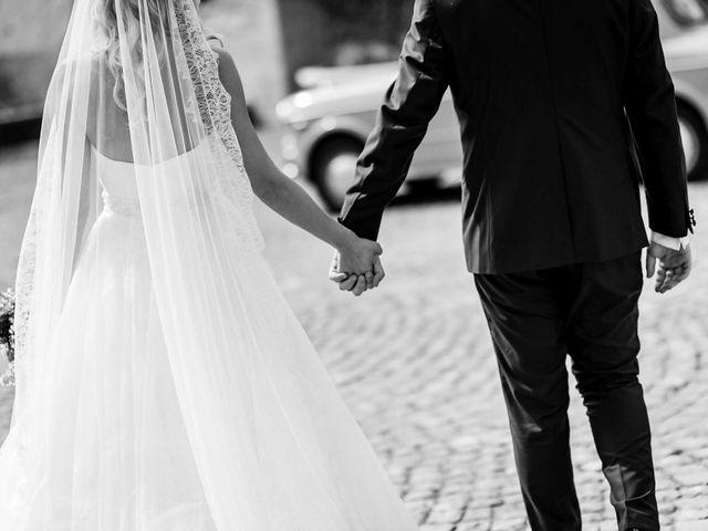 Il matrimonio di Federico e Ambra a Roma, Roma 67