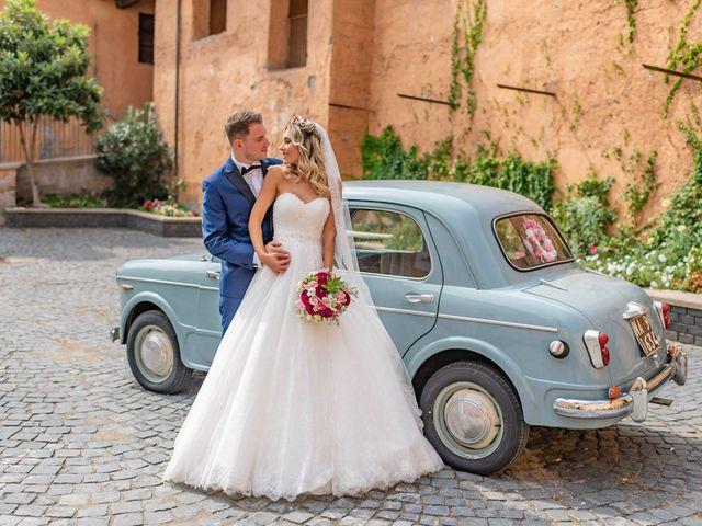 Il matrimonio di Federico e Ambra a Roma, Roma 68