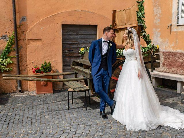 Il matrimonio di Federico e Ambra a Roma, Roma 69