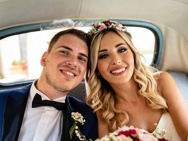Il matrimonio di Federico e Ambra a Roma, Roma 70